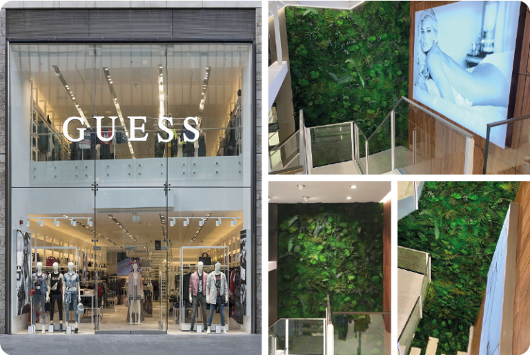 Guess, sostenibilità e marketing nel retail